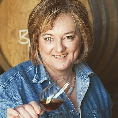 Joanne Irvine Pure Vision Wines