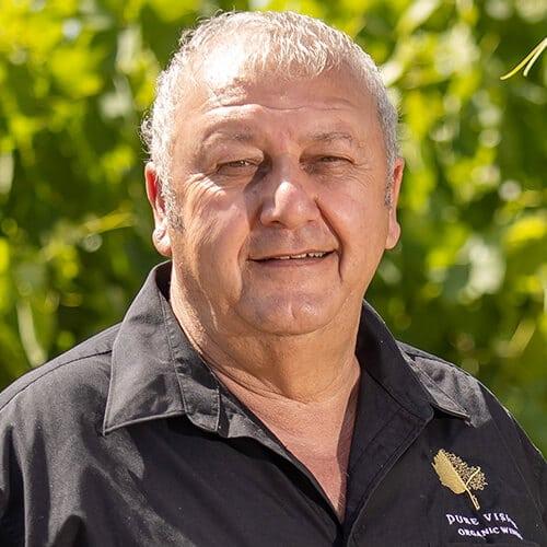 Ken Carypidis Pure Vision Wines
