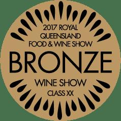 Wine Show Bronze