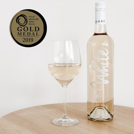 Pinot Gris with gold medal